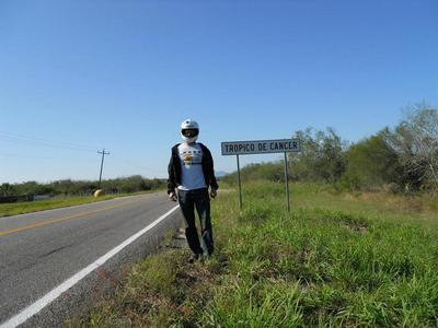 Tropic of Cancer in Mexico