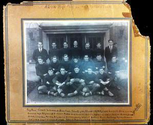 1929 aquin football